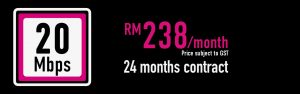 20 mbps banner